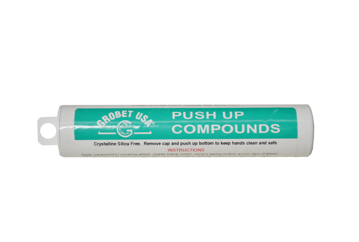 PS47.377 Green Rouge in Push Up Tube Grobet #47.377