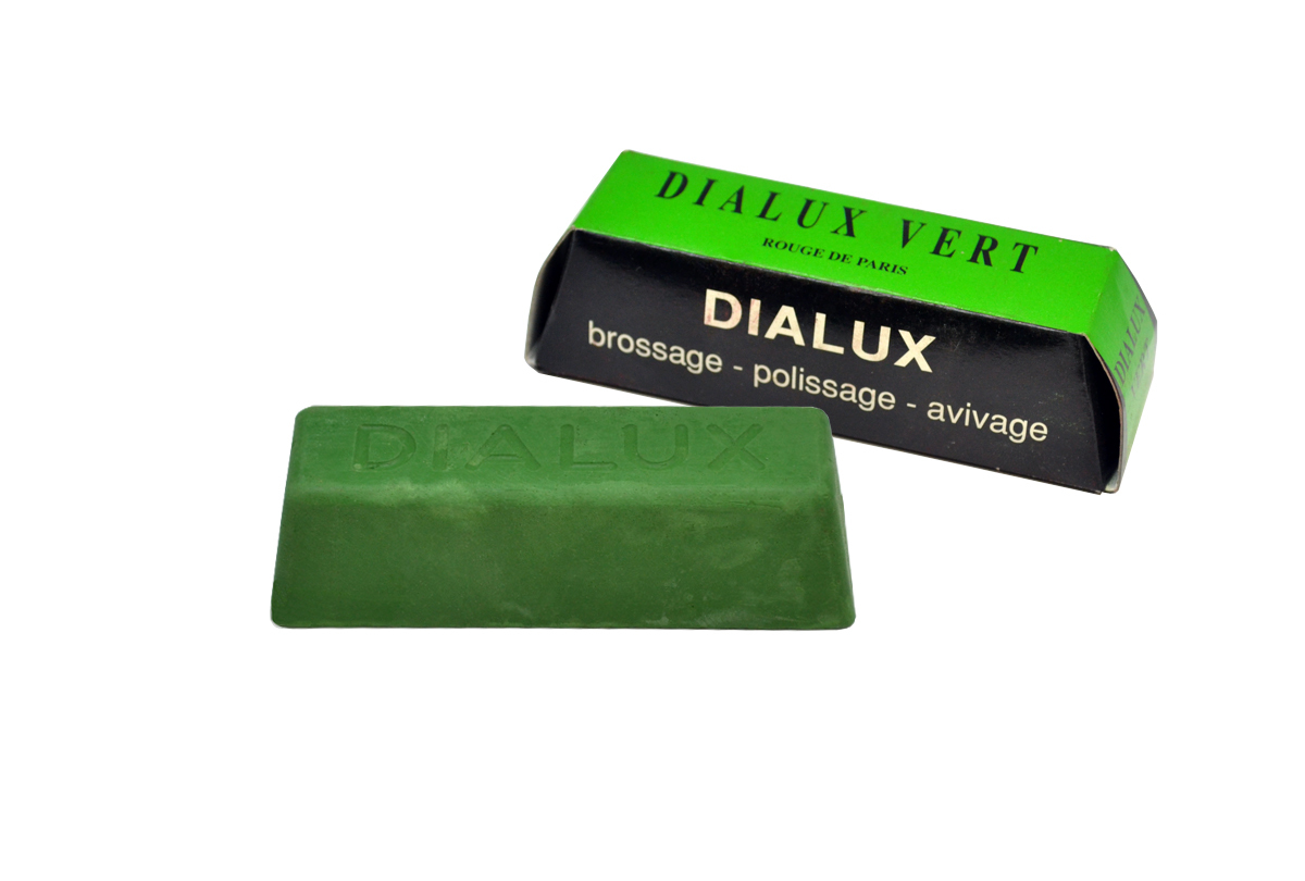 PS47.391 New! Dialux Green Polishing Compound, Grobet # 47.391