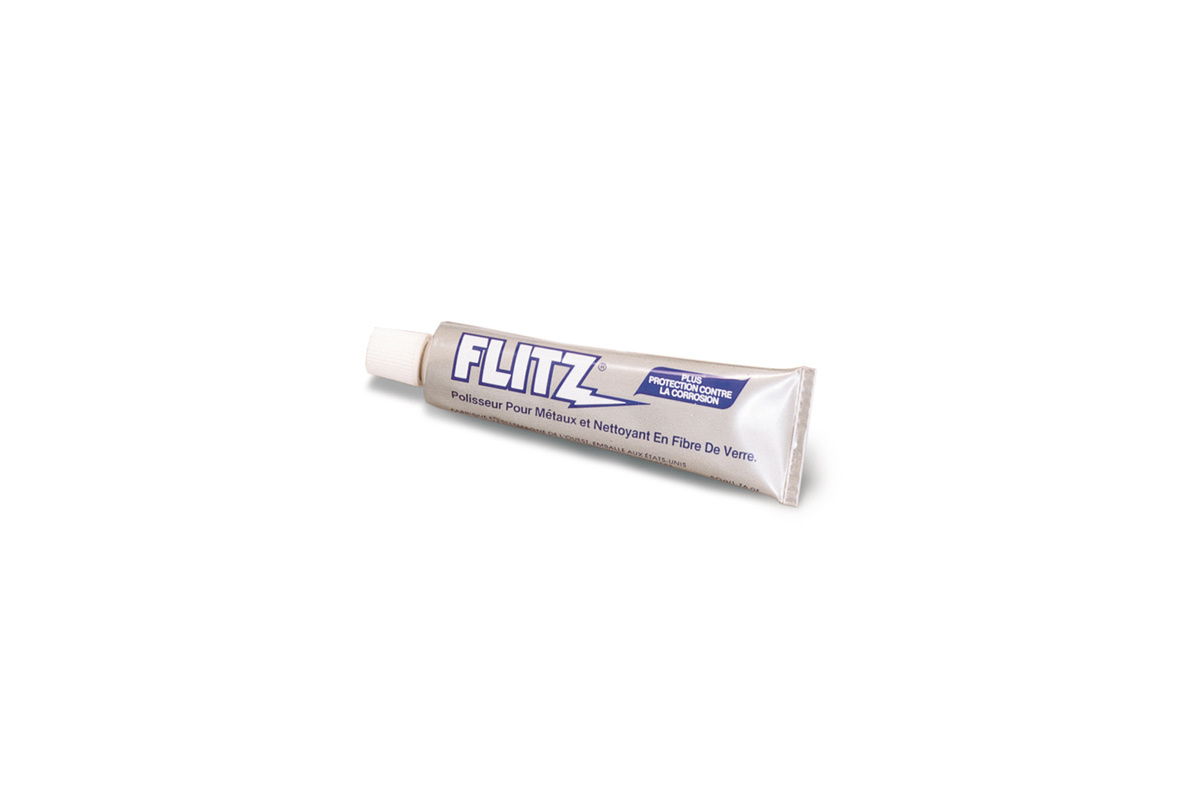 PS47.457 Flitz Polish/Cleaner- 50Gm Tube Dist. by Grobet