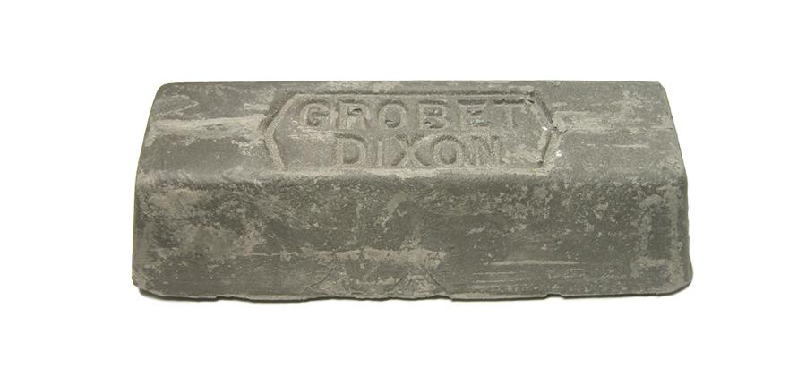 PS493 Gray Steel Polishing Compound-Large Grobet/Dixon #47.493