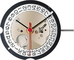 Har/Ron Harley/Ronda 505HC Quartz Watch Movement- date @ 3, HCP