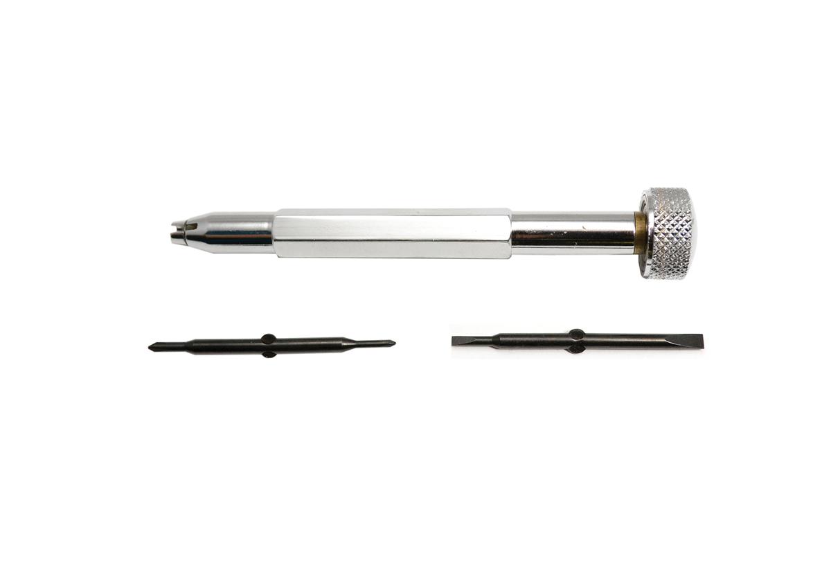 52.855 Double Blade Ball Bearing Screwdriver- Optical/Watch Repair