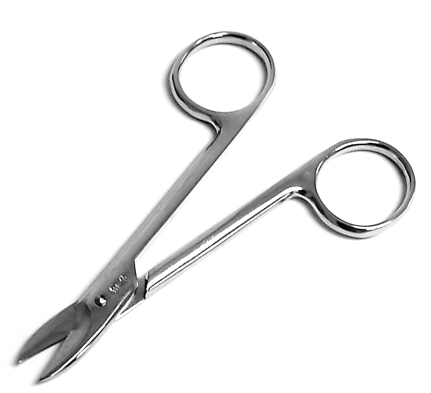 53.620 Crown Scissors-- with Straight Blades--Special Purchase-Grobet