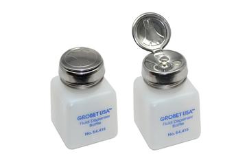 SO415 Fluid Dispenser Pump Bottle 4 oz,Grobet # 54.415