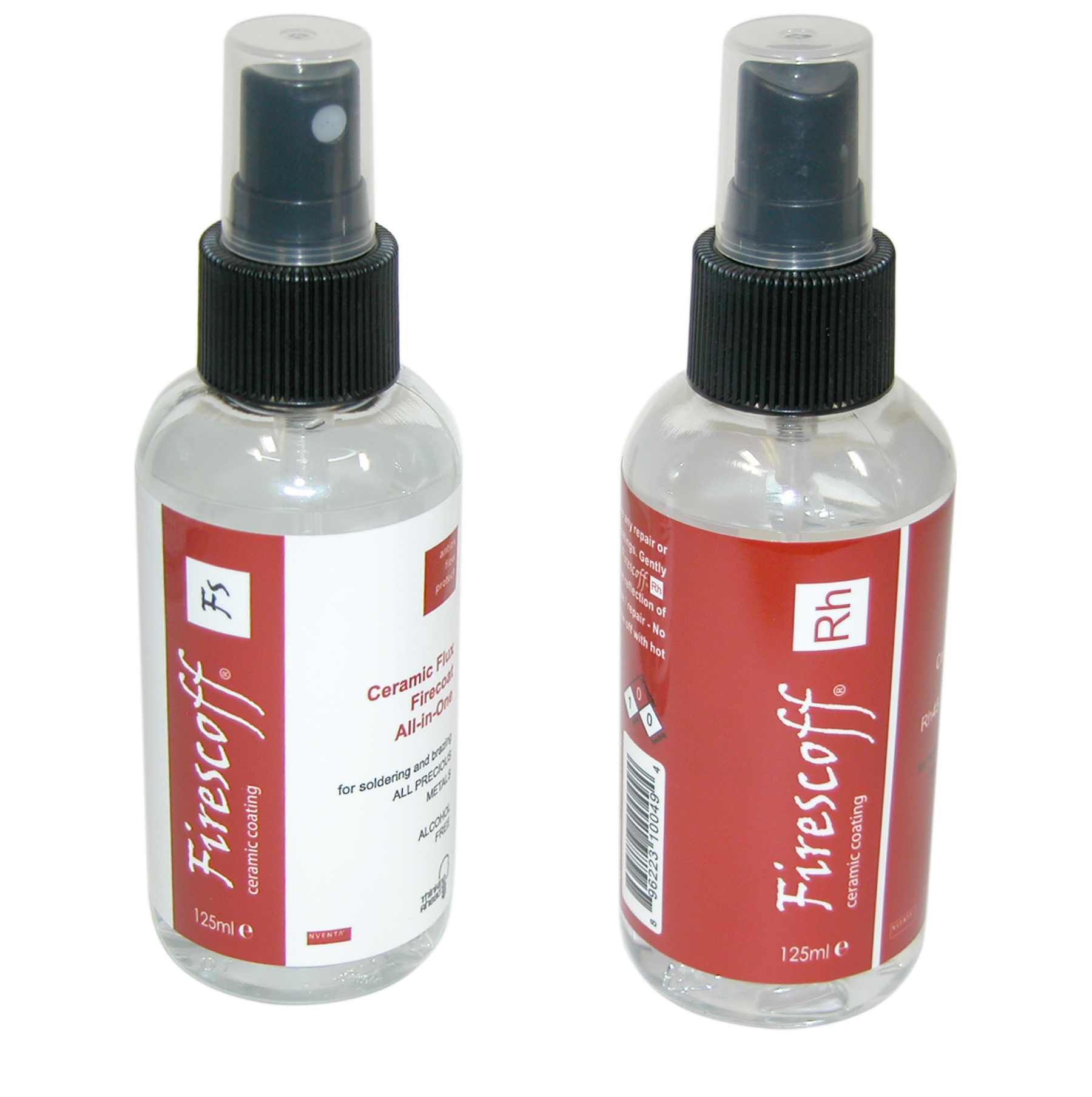SO54.485 Firescoff Spray Ceramic Flux 125ml bottle