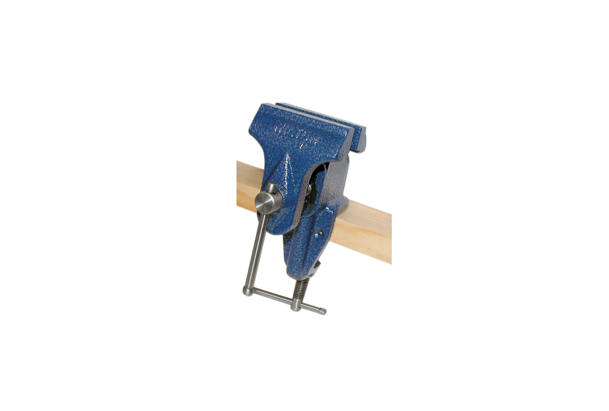 "VS520 Bench Vise, Smooth, 2-1/2"", Grobet # 58.101"