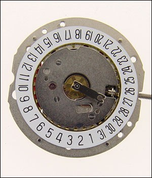 Har/Ron Harley/Ronda 785/6 Quartz Watch Movement-Date @ 6