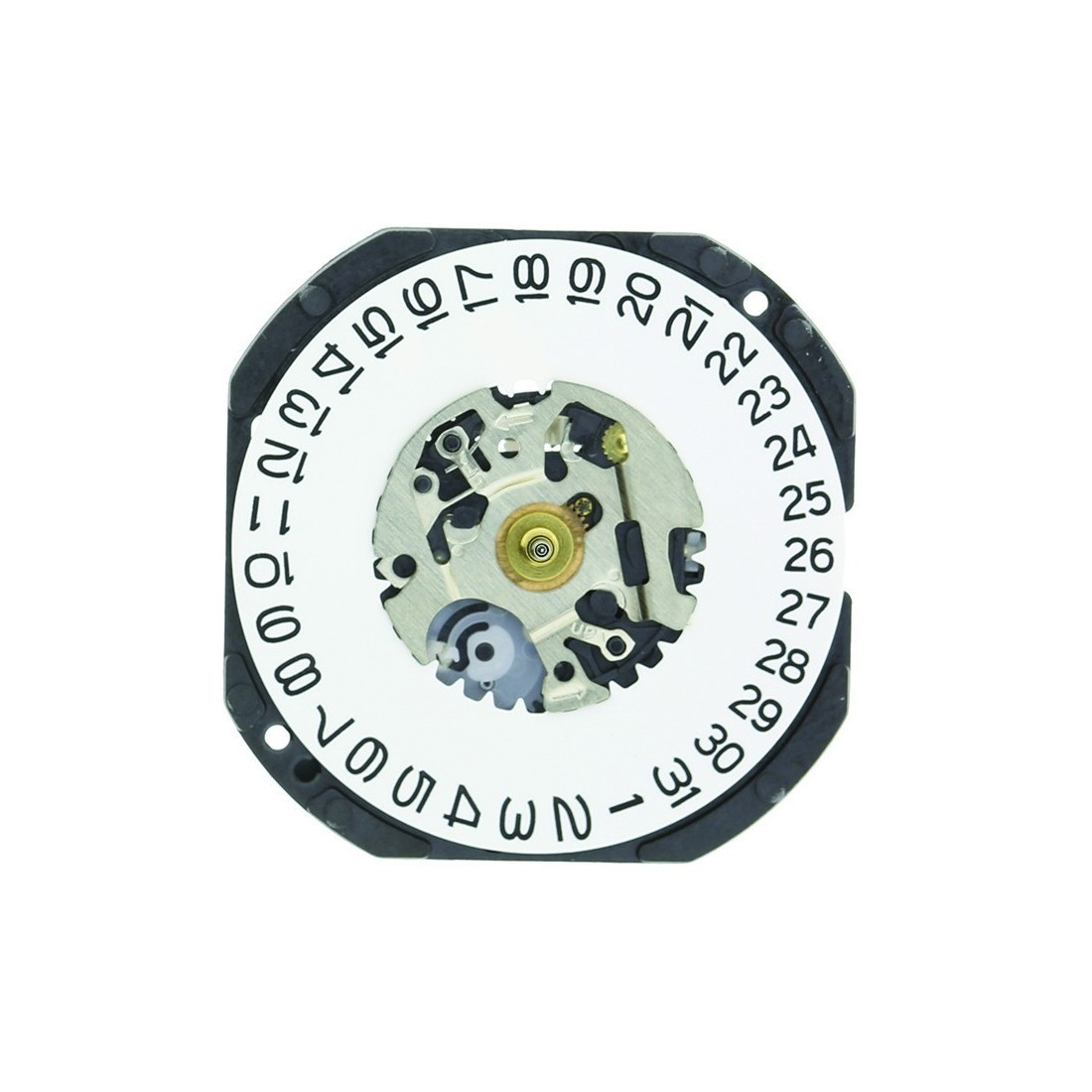 7N39-10 Seiko Quartz Watch Movement
