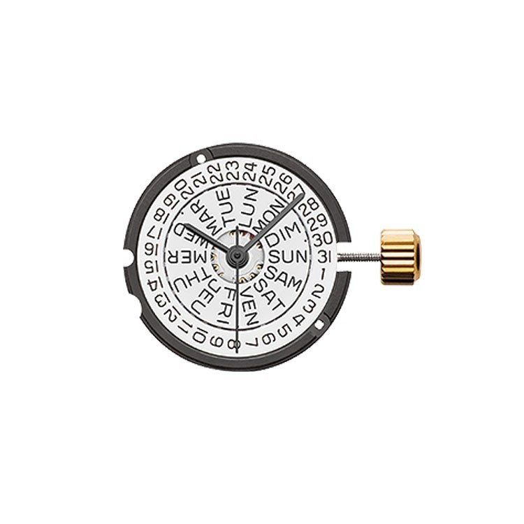 ETA 803.124 Quartz Watch Movement
