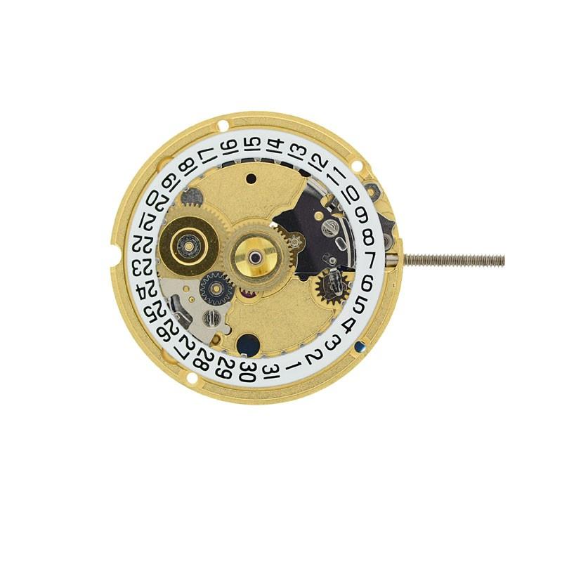 ETA 956.112 Quartz Watch Movement- 3 hands, date @ 3