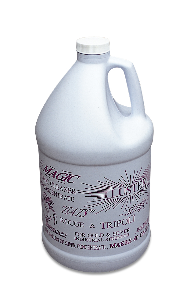 CL130 Magic Lustre Ultrasonic Cleaning Solution- Grobet # 22.668