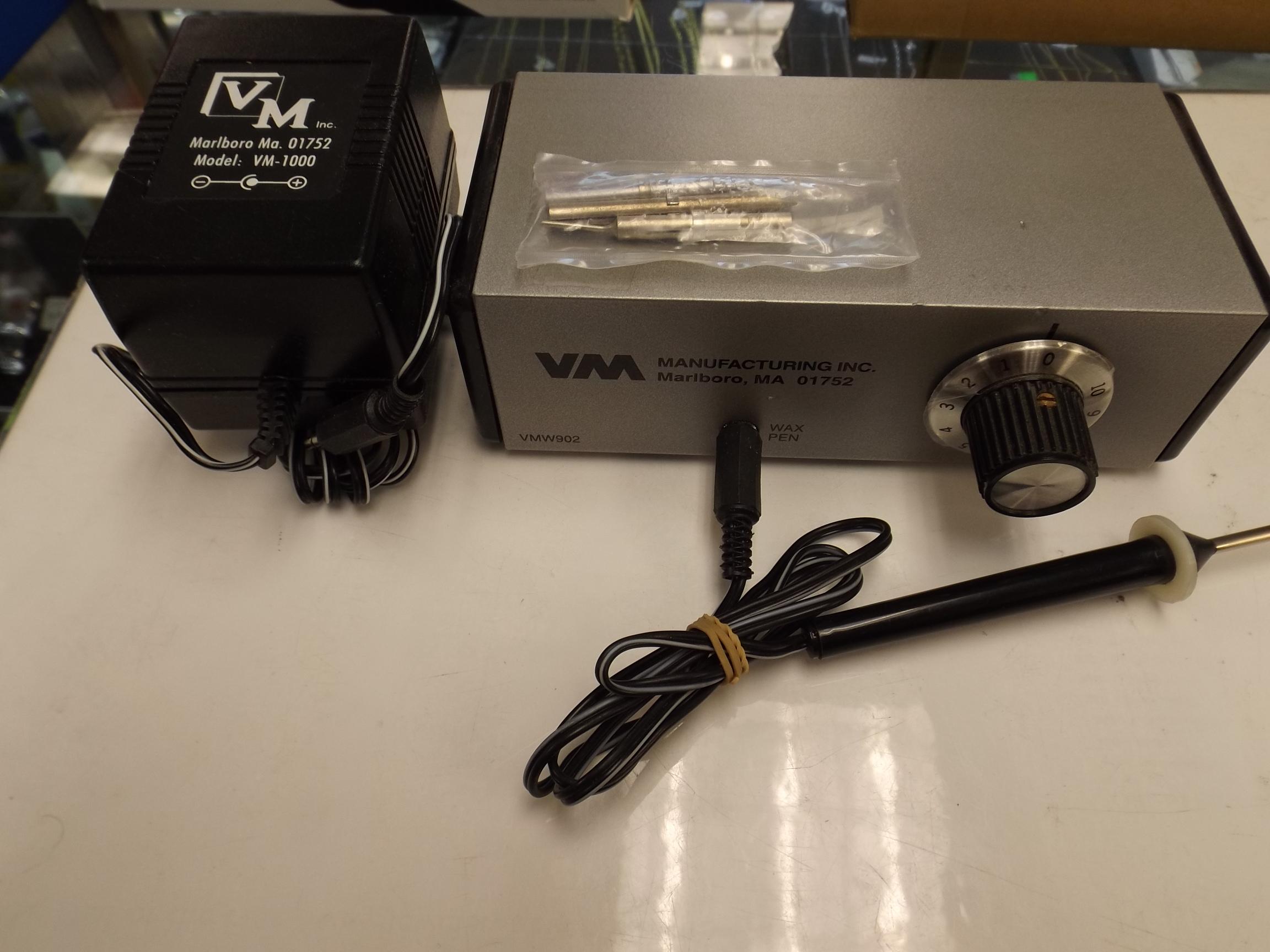 CA9012 VM Wax Machine-- One Only!