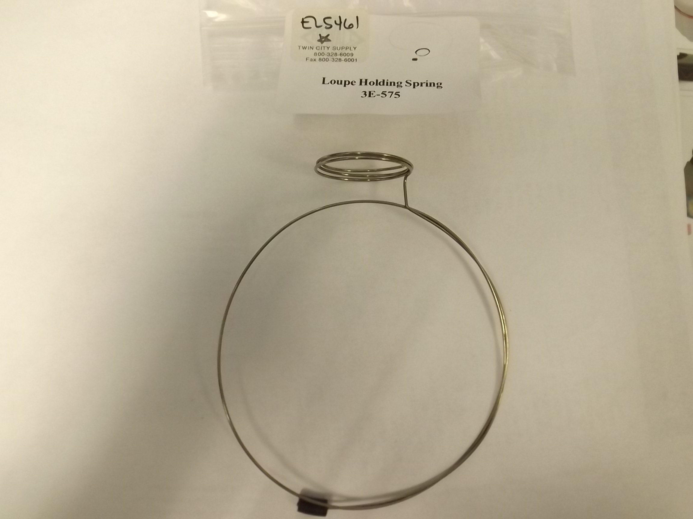 EL5461 Watchmaker's Loupe Holding Spring- Newall 3E-575