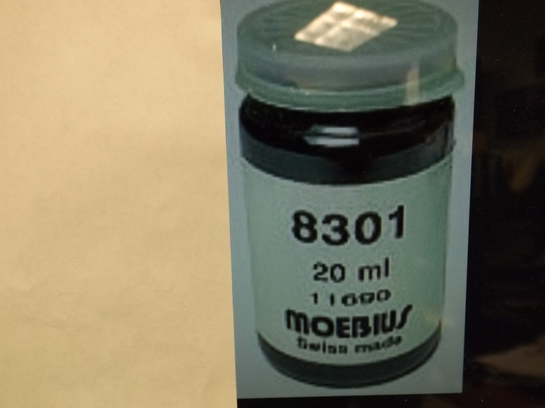 OL211 Moebius Specialty Clock Oil-with Graphite for clocks & watches- 20 Mil- #8301 Newall # 3O-8301