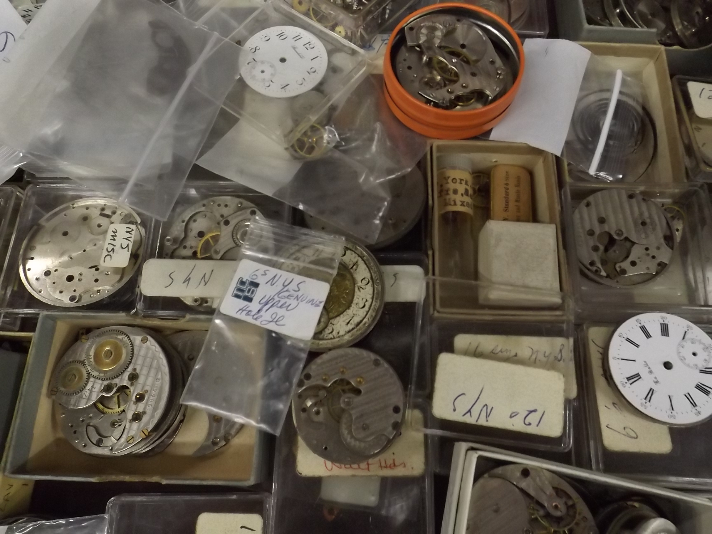 Illinois Pocket watches, & watches, & parts