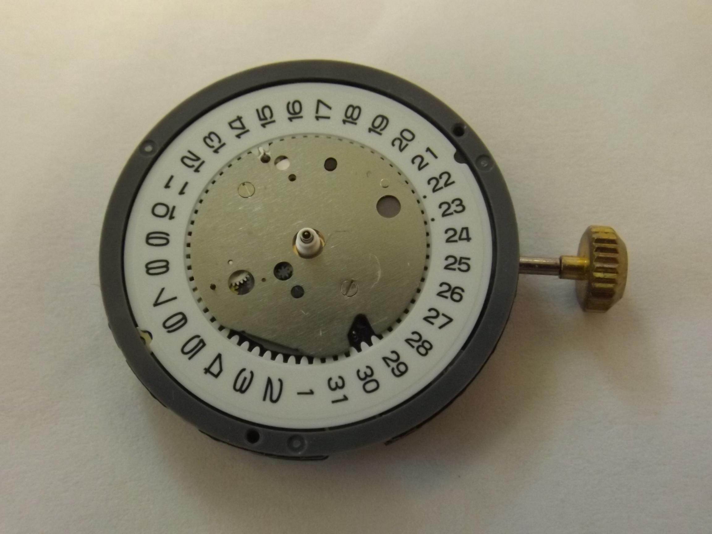 CITM-6870A Quartz Watch Movement Genuine Citizen
