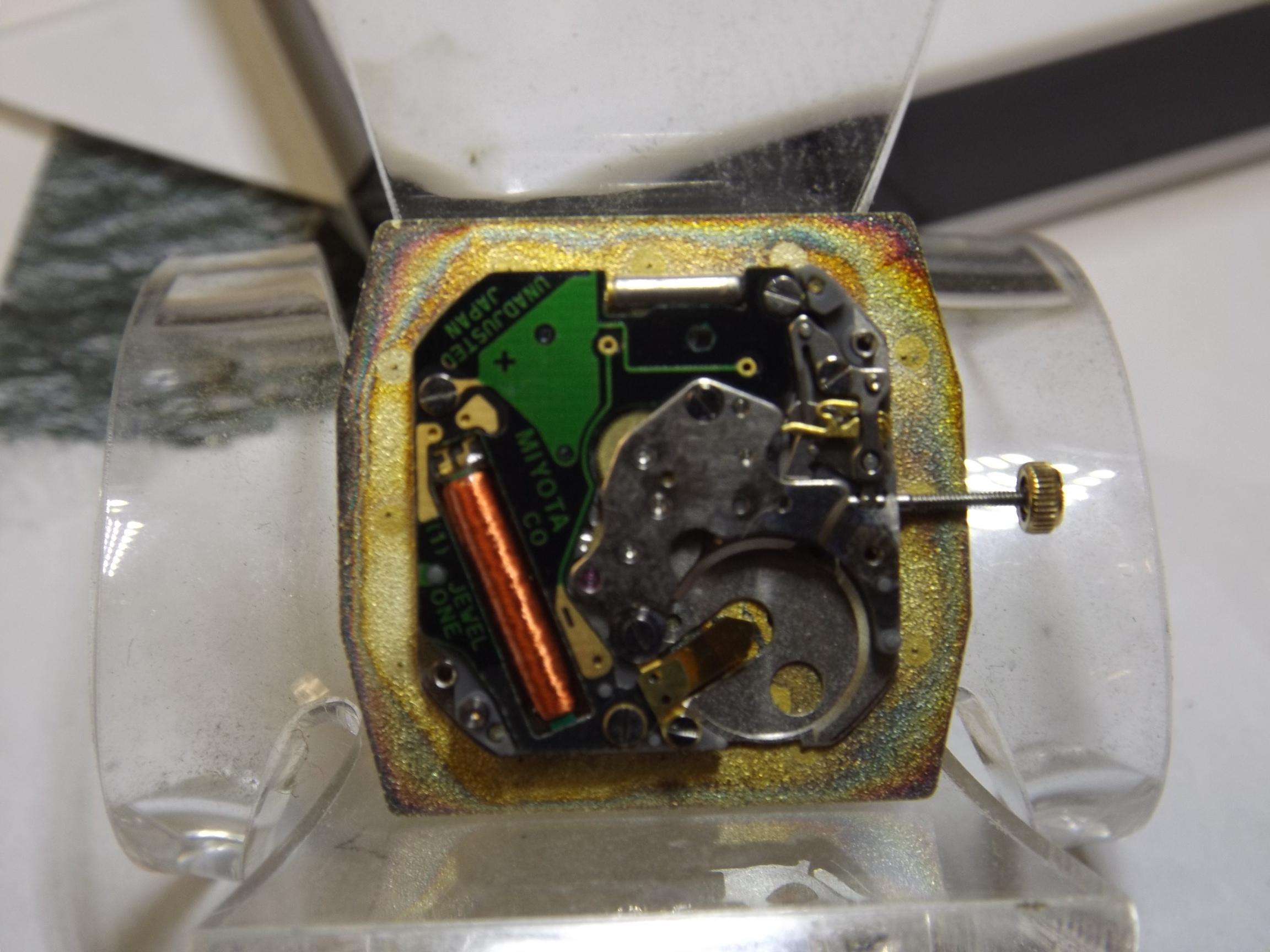 BUL6050.27 Bulova/Caravelle-Miyota 2W28- Quartz Watch Movement - Limited stock