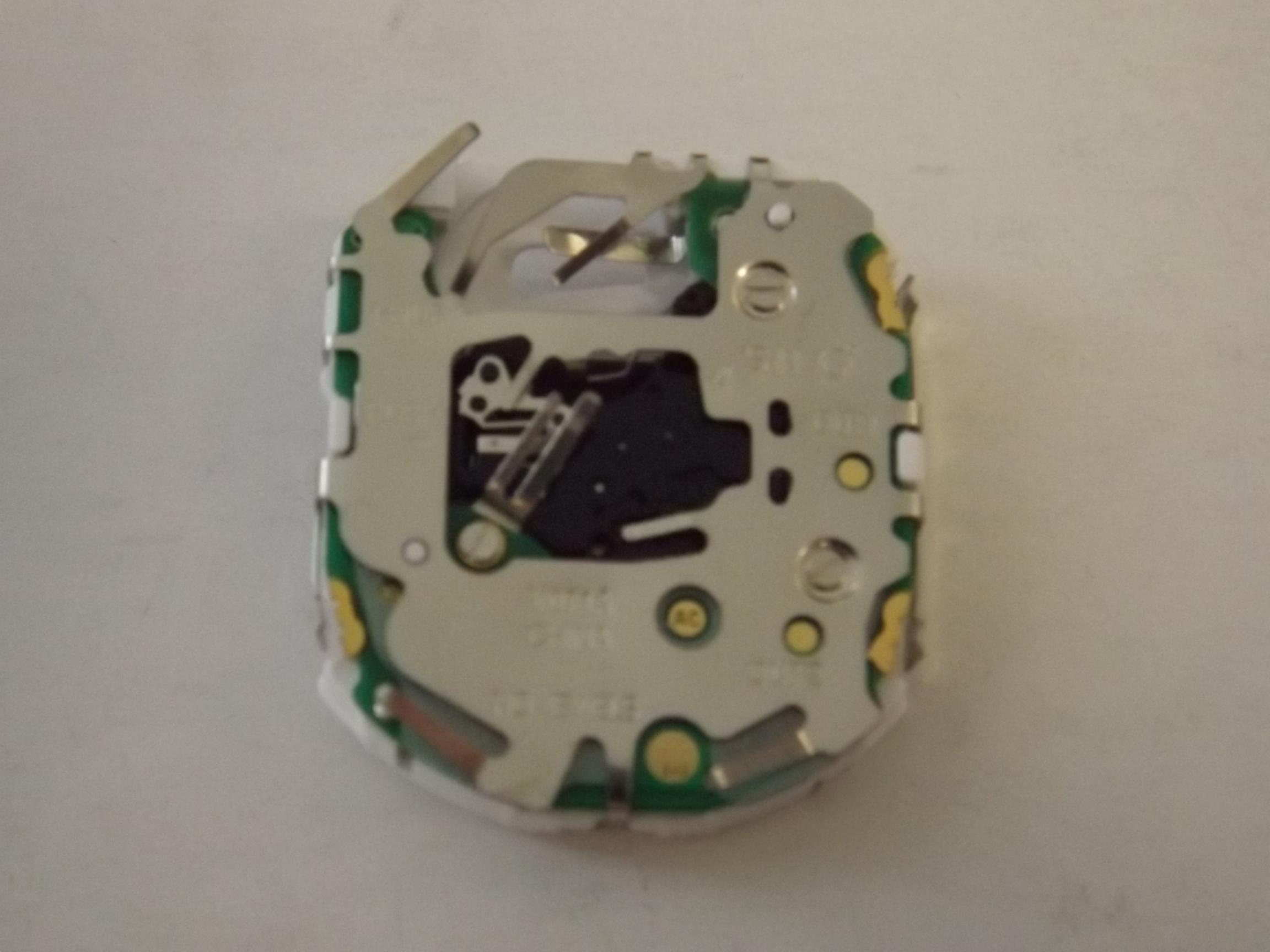 V071-40 Seiko Quartz Watch Movement