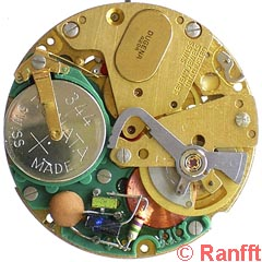 ESA9157 Quartz Watch Movement - ONE Only  ESA