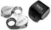 EL66x 10X Triplet Magnifier Jewelers Loupe