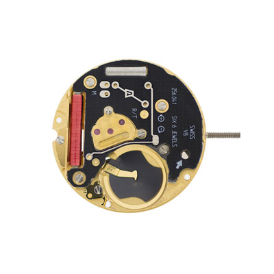 ETA 256.031 Quartz Watch Movement