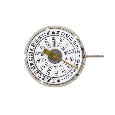 ETA 956.124 Quartz Watch Movement Summer Special- Blowout!!
