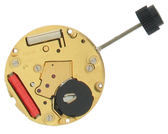 ETA F03.111.3 Quartz Watch Movement- HCP