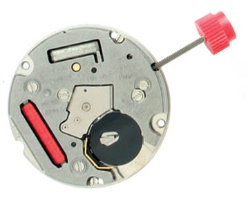 ETA F04.11A Quartz Watch Movement--Blowout Special!