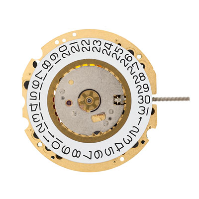 Har/Ron Harley/Ronda 705SW Quartz Movement - Swiss