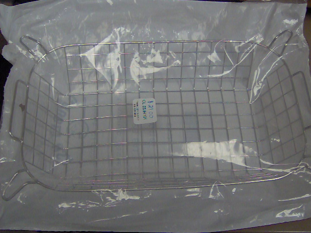 23.64101 Ultrasonic Basket for Fabulustre 2 Qt. Ultrasonic