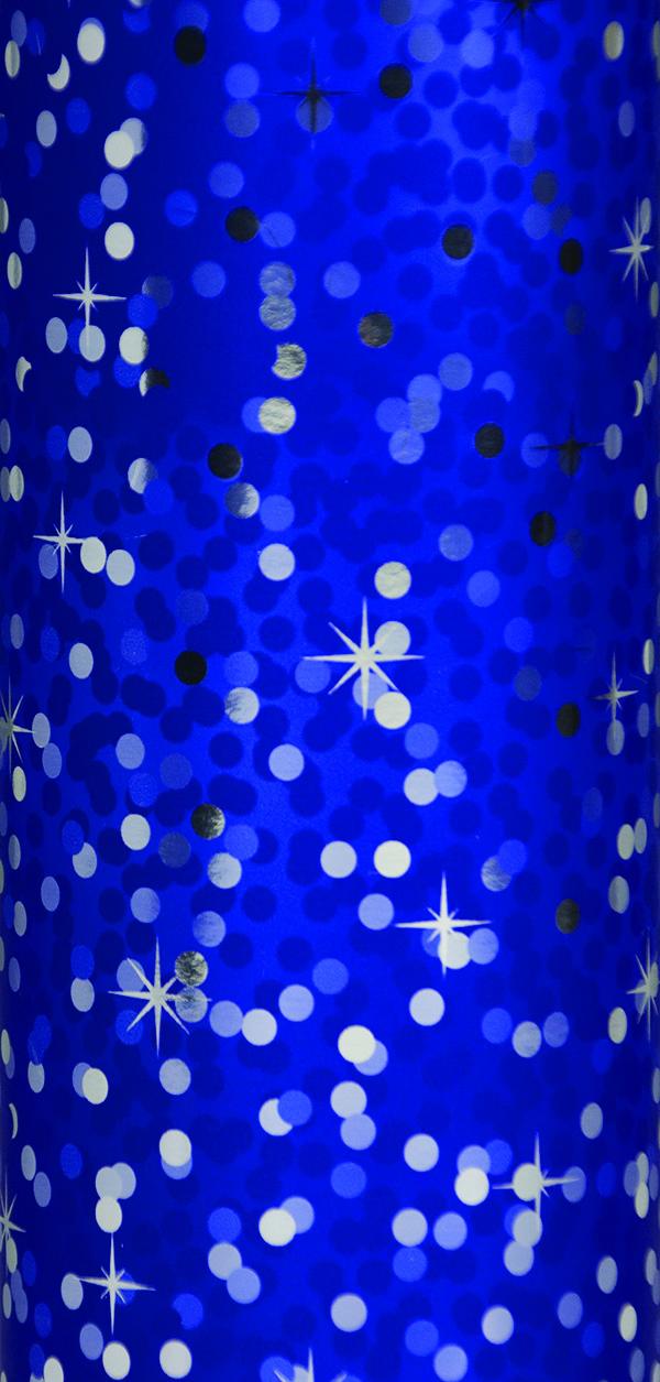PA862 Jewelers Roll Giftwrap- Sapphire Sky