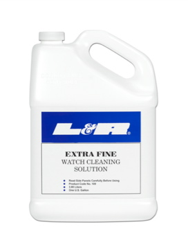 CL109 L&R  Extra Fine Watch Cleaning Solution