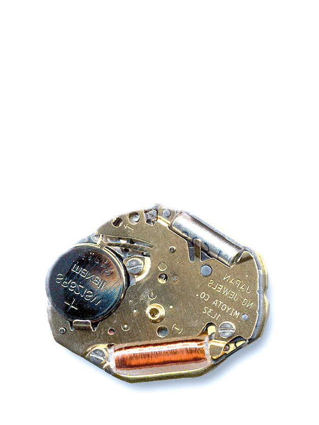 Miyota 1L32 Quartz Watch Movement