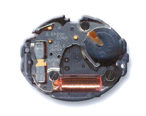 VX11 Pulsar Quartz Watch Movement