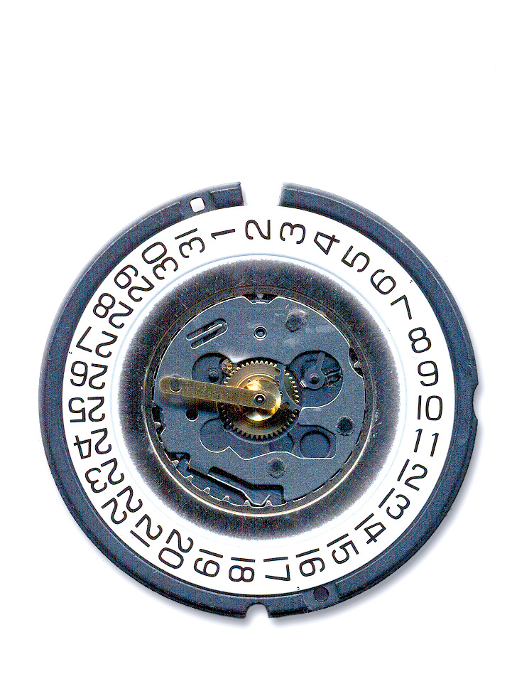 ETA 805.111 Quartz Watch Movement