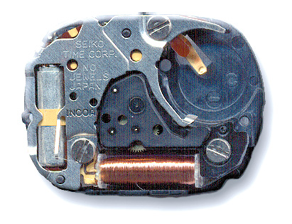 1N00-20 Seiko Quartz Watch Movement
