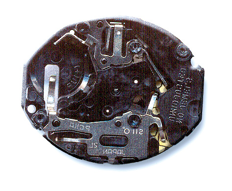 PC11 Pulsar Quartz Movement