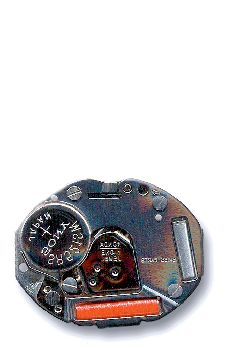 Har/Ron 763 Harley/Ronda Quartz Watch Movement