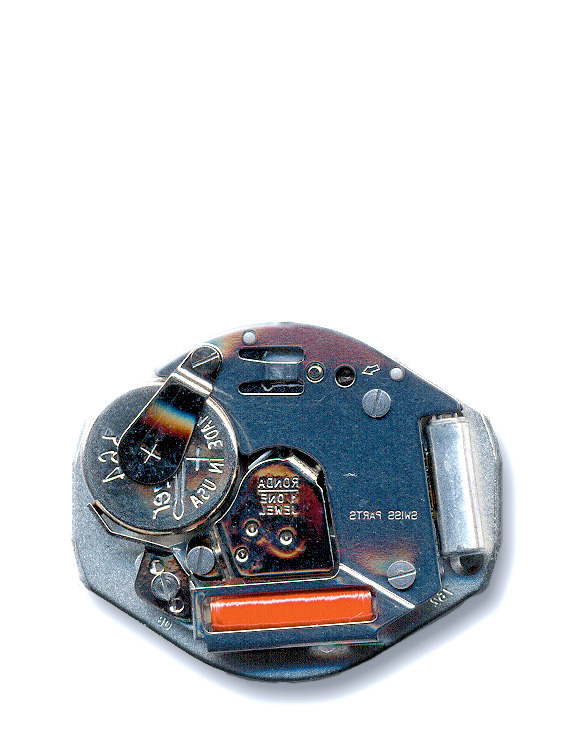 Har/Ron Harley Ronda 761/762 Quartz Watch Movement