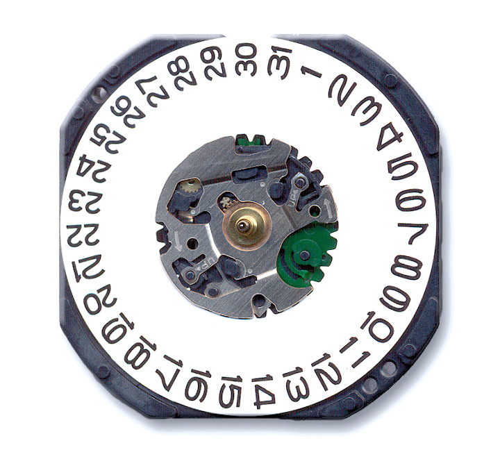 VX42 Quartz Watch Movement