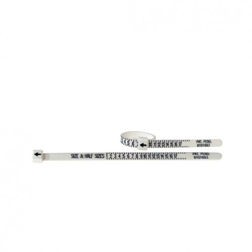 GA5901/12 Multisizer Finger Sizing Gauge- PKG of 12- GemOro #5901