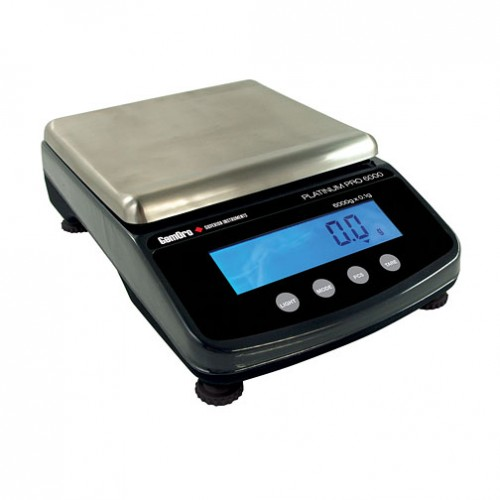 SC9778 GemOro Scale Platinum® PRO6000, 6000g x 0.1g-- Special Order