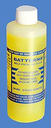SO456/8 Batterns's Self Pickling hard Soldering Flux 8 oz.-Grobet #54.404