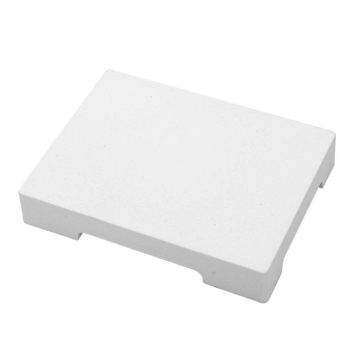 "SB465.10 Ceramic Soldering Boards- 6 1/2"" x 5"" Eurotool SOL-465.10"