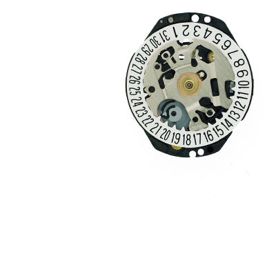 VX82/6 Pulsar Quartz Watch Movement