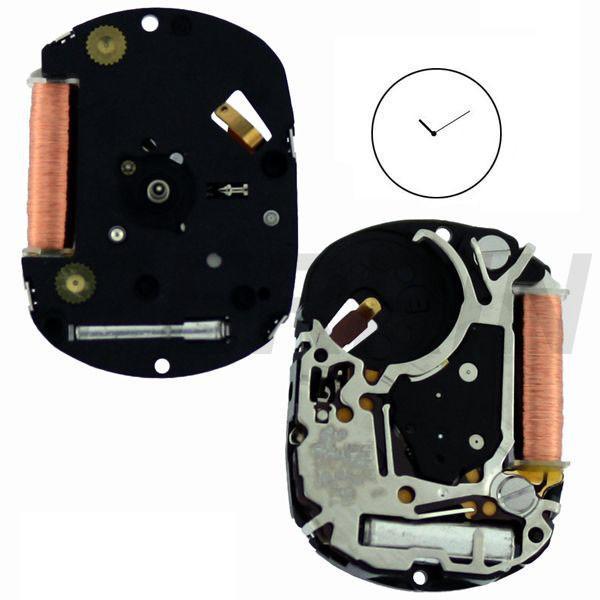 4N20-30 Seiko Quartz Watch Movement- One left