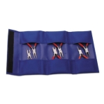 TP206 CANVAS TOOL POUCH (ROYAL BLUE) - 6PC-Eurotool BAG-200.06