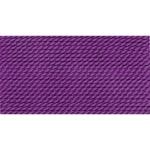 BDC-112.04 GRIFFIN AMETHYST NYLON BEAD CORD #4 Eurotool