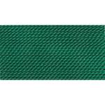 CD117/2 GRIFFIN GREEN NYLON BEAD CORD #2 Eurotool # BDC-116.02