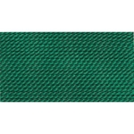 CD117/4 GRIFFIN GREEN NYLON BEAD CORD #4 Eurotool BDC-116.04